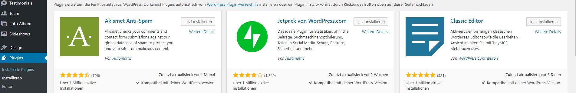 wordpress gutenberg editor-azoora