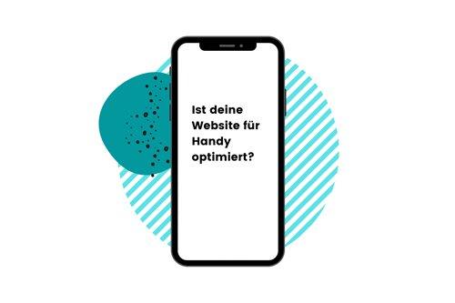 Website für Handy optimieren